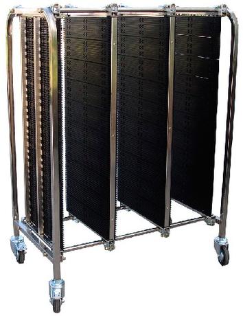 Антистатическая тележка DOKA-A021 для печатных плат