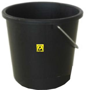 Ведро антистатическое DOKA-C002